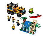 60160 LEGO City Jungle Mobile Lab