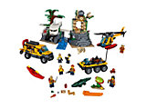 60161 LEGO City Jungle Exploration Site