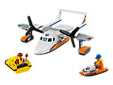 60164 LEGO City Coast Guard Sea Rescue Plane