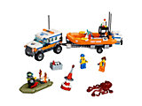 60165 LEGO City Coast Guard 4x4 Response Unit