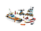 60167 LEGO City Coast Guard Headquarters