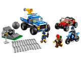 60172 LEGO City Mountain Police Dirt Road Pursuit