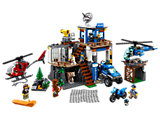 60174 LEGO City Mountain Police Headquarters