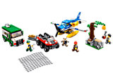 60175 LEGO City Mountain Police Mountain River Heist