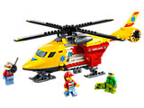 60179 LEGO City Ambulance Helicopter