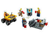 60184 LEGO City Mining Team