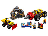 60186 LEGO City Mining Heavy Driller