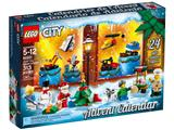 60201 LEGO City Advent Calendar
