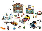 60203 LEGO City Town Ski Resort