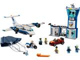 60210 LEGO City Sky Police Air Base