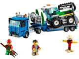 60223 LEGO City Traffic Harvester Transport