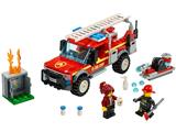 60231 LEGO City Fire Chief Response Truck