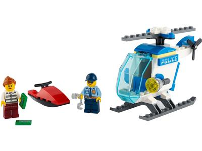60275 LEGO City Police Helicopter