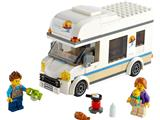 60283 LEGO City Holiday Camper Van