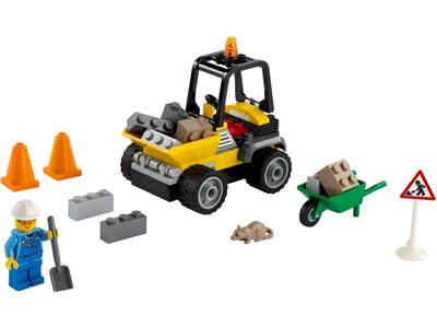 60284 LEGO City Construction Roadwork Truck