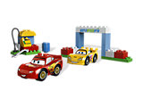 6133 LEGO Duplo Cars Race Day