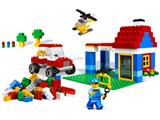 6166 Make and Create LEGO Large Brick Box