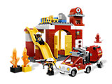6168 LEGO Duplo Fire Station