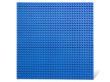 620-3 LEGO Blue Building Plate