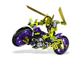 6231 LEGO HERO Factory Speeda Demon