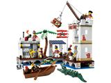 6242 LEGO Pirates Soldiers' Fort