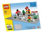 628 LEGO X-Large Baseplate Grey