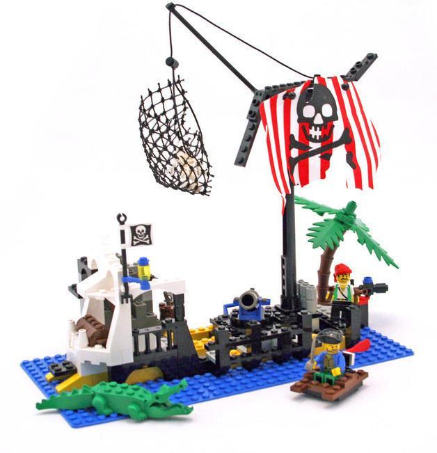 Lego 6296 Pirates Shipwreck Island Brickeconomy