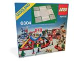 6304 LEGO Cross Road Plates