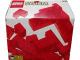 634 LEGO Extra Bricks in Red