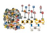 6427 LEGO Road Signs