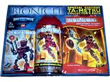 65545 LEGO Bionicle Special Edition Ta-Metru Collector's Pack