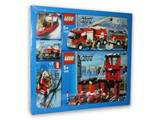 65799 LEGO City Fire Value Pack