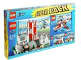66193 LEGO City Medical Super Pack