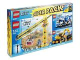 66194 LEGO City Super Pack