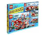 66195 LEGO City Fire Super Pack