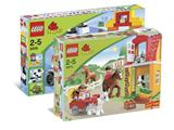 66232 LEGO Duplo Town Co-Pack