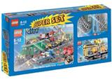 66239 LEGO City Super Set