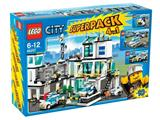 66257 LEGO City Police Super Pack 4-in-1