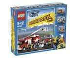 66326 LEGO City Super Pack 4 in 1