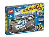 66329 LEGO City Police/Fire Super Pack 3 in 1