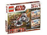 66341 LEGO Star Wars Super Pack 3 in 1