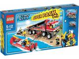 66342 LEGO City Super Pack 3 in 1