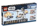 66364 LEGO Star Wars Super Pack 3 in 1