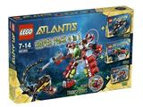 66365 LEGO Atlantis Super Pack 4 in 1
