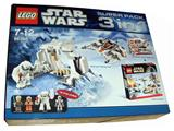 66366 LEGO Star Wars Super Pack 3 in 1