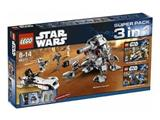 66377 LEGO Star Wars Super Pack 3 in 1