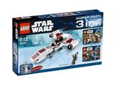 66378 LEGO Star Wars Super Pack 3 in 1