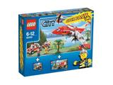 66426 LEGO City Fire Super Pack 3-in-1
