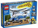 66427 LEGO City Police Super Pack 4-in-1
