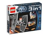 66432 LEGO Star Wars Super Pack 3-in-1